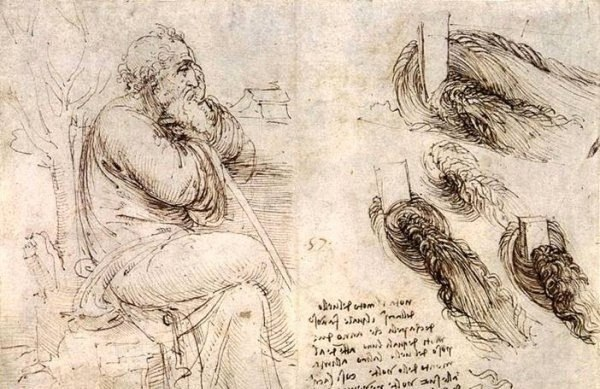 5 urokov ot leonardo da vinchi 5 уроков от Леонардо да Винчи
