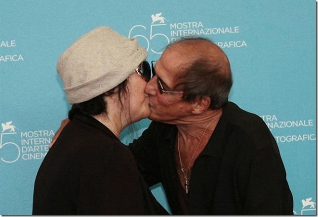adriano chelentano i klaudiya mori 50 let vmeste 10 Адриано Челентано и Клаудия Мори: 50 лет вместе