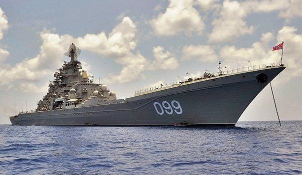 samyi groznyi korabl voennogo morskogo flota rf Самый грозный корабль военного морского флота РФ