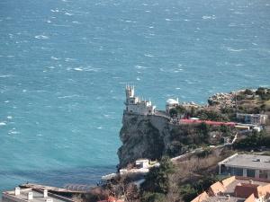 kruiznyi lainer iz evropy pribyl v krym nesmotrya na zapret Круизный лайнер из Европы прибыл в Крым, несмотря на запрет