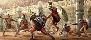 gladiatory vernulis v rim Гладиаторы вернулись в Рим