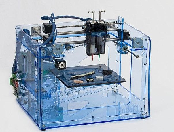 NASA profinansiruet 3D printer dlya pechati edy NASA профинансирует 3D принтер для «печати» еды