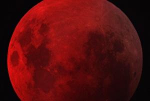 nad dalnim vostokom vzoidet krovavaya luna Над Дальним Востоком взойдет «кровавая» луна