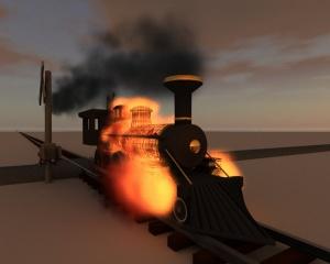 v bolgarskom poezde proizoshel pojar В болгарском поезде произошел пожар