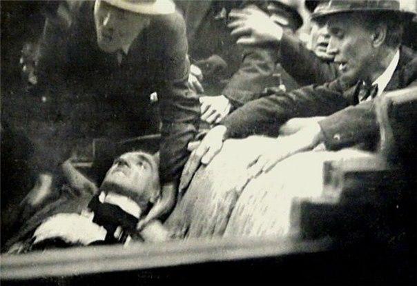 80 let odnomu iz samyh gromkih ubiistv XX veka 80 лет одному из самых громких убийств XX века