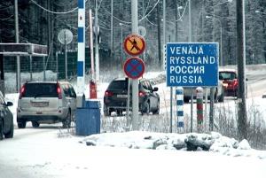 finlyandiya uproshaet pogranichnyi kontrol Финляндия упрощает пограничный контроль