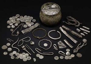 v shotlandii obnarujeny sokrovisha vikingov В Шотландии обнаружены сокровища викингов