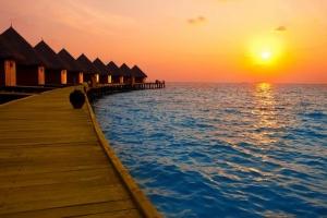 pervyi plavuchii kurort poyavitsya na maldivah Первый плавучий курорт появится на Мальдивах