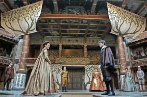 v rossiyu priehal shekspirovskii globus В Россию приехал «Шекспировский глобус»