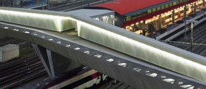 peshehodnyi most mira otkrylsya v jeneve Пешеходный мост Мира открылся в Женеве