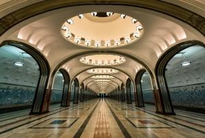 v moskve na remont zakroyut 3 centralnye stancii metro В Москве на ремонт закроют 3 центральные станции метро