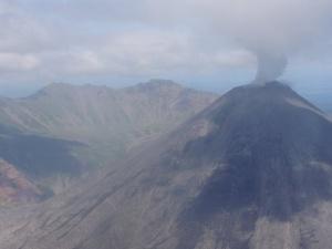 На Камчатке проснулся вулкан
