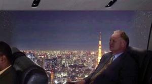 В самолетах появятся панорамные окна