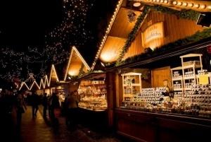 dyusseldorf gotovitsya k otkrytiyu rojdestvenskogo rynka Дюссельдорф готовится к открытию рождественского рынка