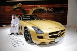 v dubae startoval festival avtomobilei В Дубае стартовал фестиваль автомобилей