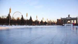 samyi bolshoi katok v evrope otkryvaetsya v moskve Самый большой каток в Европе открывается в Москве