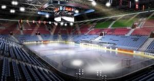 v nachale 2015 goda v moskve poyavitsya novaya hokkeinaya arena В начале 2015 года в Москве появится новая хоккейная арена