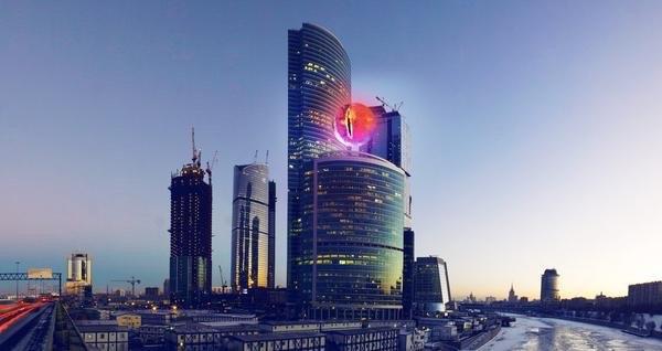 oko saurona iz vlastelina kolec poyavitsya nad moskvoi vecherom Око Саурона из «Властелина колец» появится над Москвой вечером