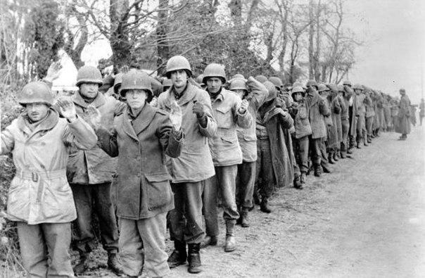 16 dekabrya 1944 goda nachalas ardennskaya operaciya vermahta 16 декабря 1944 года началась Арденнская операция Вермахта