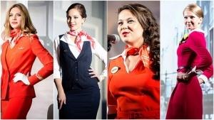 opredelena samaya krasivaya styuardessa uhodyashego goda Определена самая красивая стюардесса уходящего года