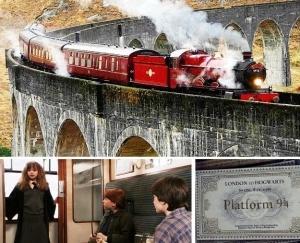 hogvarts ekspress budet vystavlen dlya posesheniya v londone «Хогвартс экспресс» будет выставлен для посещения в Лондоне