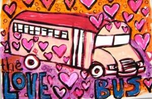avtobus lyubvi poyavitsya v kazani nakanune dnya vseh vlyublennyh «Автобус любви» появится в Казани накануне Дня всех влюбленных