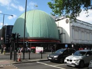 zdanie muzeya madam tyusso v londone vystavleno na prodaju Здание Музея Мадам Тюссо в Лондоне выставлено на продажу