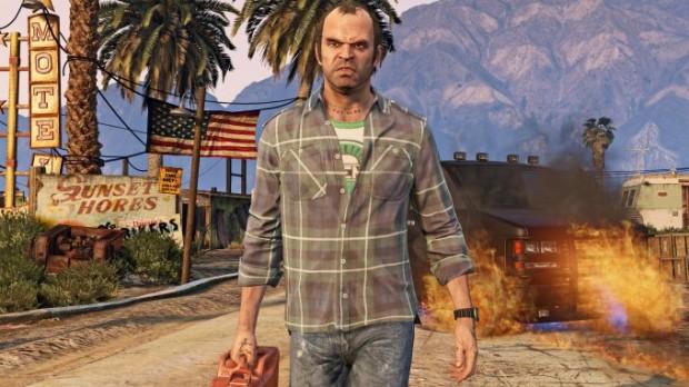 Rockstar nachinaet draznit igroi Grand Theft Auto 6 Rockstar начинает дразнить игрой Grand Theft Auto 6