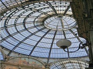 krysha glavnoi torgovoi galerei milana otkroetsya dlya turistov Крыша главной торговой галереи Милана откроется для туристов