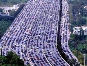 opredeleny goroda s hudshim trafikom Определены города с худшим трафиком