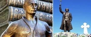 v sankt peterburge poyavitsya pamyatnik putinu i krasnovu В Санкт Петербурге появится памятник Путину и Краснову