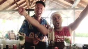 rossiiskie turisty izbili meksikanskih grabitelei Российские туристы избили мексиканских грабителей