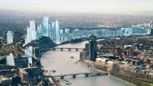 v centre londona stroitsya novyi kvartal В центре Лондона строится новый квартал
