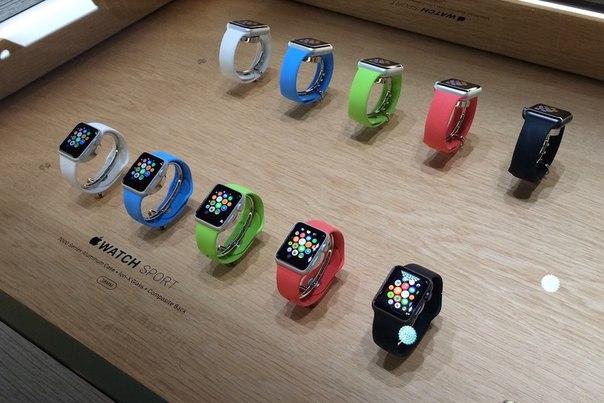 Apple ozvuchila ceny i sroki postavok Apple Watch Apple озвучила цены и сроки поставок Apple Watch