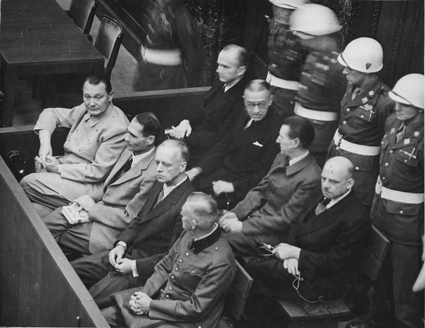nyurnbergskii process ili poslednie slova nacizma Нюрнбергский процесс или последние слова нацизма