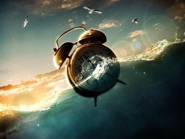 chto esli vremeni prosto net ne bylo i ne budet Что, если времени просто нет, не было и не будет?