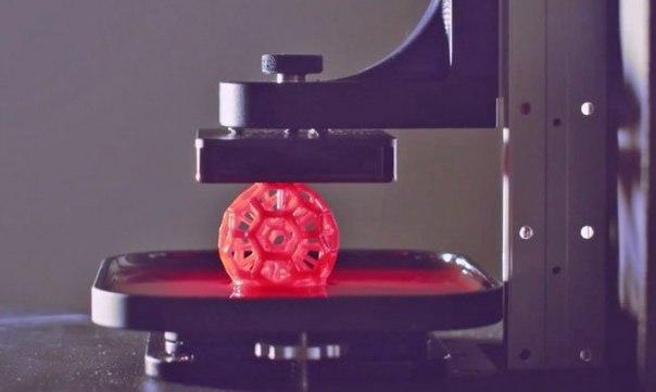 novyi metod 3D pechati v 100 raz bystree obychnogo sposoba Новый метод 3D печати в 100 раз быстрее обычного способа