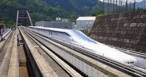fenomenalnyi rekord skorosti ustanovil poezd v yaponii Феноменальный рекорд скорости установил поезд в Японии
