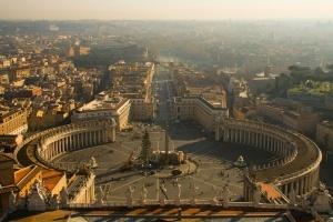 v rime otkrylas podzemnaya bazilika В Риме открылась Подземная Базилика