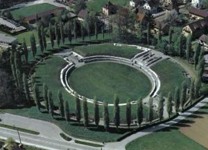 v shveicarii mojno kupit drevnii rimskii amfiteatr В Швейцарии можно купить древний римский амфитеатр