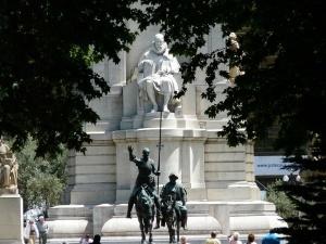 progulyatsya po mestam don kihota mojno v madride Прогуляться по местам Дон Кихота можно в Мадриде