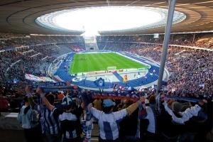 berlin gotovitsya k finalu ligi chempionov Берлин готовится к финалу Лиги чемпионов