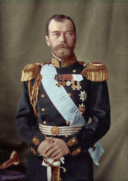 nikolai II Николай II