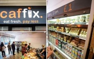 kafe vse po 1 funtu otkrylos v londone Кафе «Все по 1 фунту» открылось в Лондоне