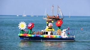 karnaval na vode sostoitsya v gelendjike «Карнавал на воде» состоится в Геленджике