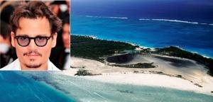 djonni depp kupil neobitaemyi ostrov v grecii Джонни Депп купил необитаемый остров в Греции