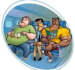 passajir suditsya s aviakompaniei iz za tolstogo soseda Пассажир судится с авиакомпанией из за толстого соседа
