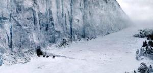 ledyanaya stena otdelyayushaya sem korolevstv ot belyh hodokov stanet dostoprimechatelnostyu Ледяная стена, отделяющая семь королевств от белых ходоков, станет достопримечательностью