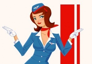 rostovskie styuardessy stancevali v aeroportu Ростовские стюардессы станцевали в аэропорту