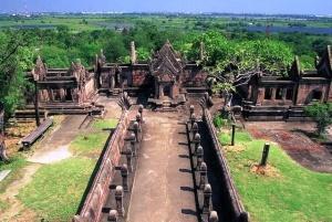 unikalnyi hram otkryt dlya turistov v kambodje Уникальный храм открыт для туристов в Камбодже